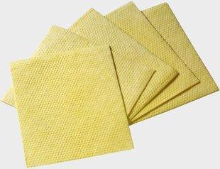 Chemikalienbindevlies, Tücher, SM, HW, 40 x 50 cm cm, gelb
