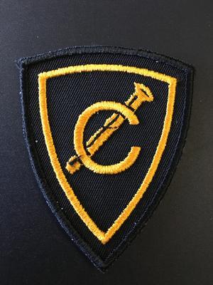 """""""Chemiewehr"""", Oberarm Spezialisten-"""