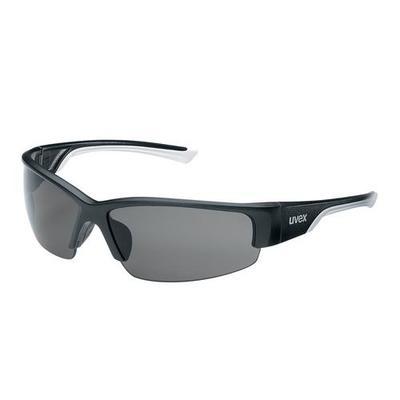 uvex polavision 9231 grau schwarz/weiß