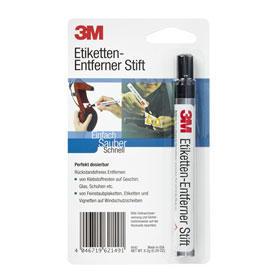 3M™ Scotch etik-Entferner Stift zum einfachen Entfernen von Klebstoffresten, und etikrückständen von