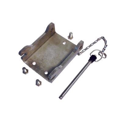 Adapter für HSG mit Rettungshub Sealed-Blok 91435-37
